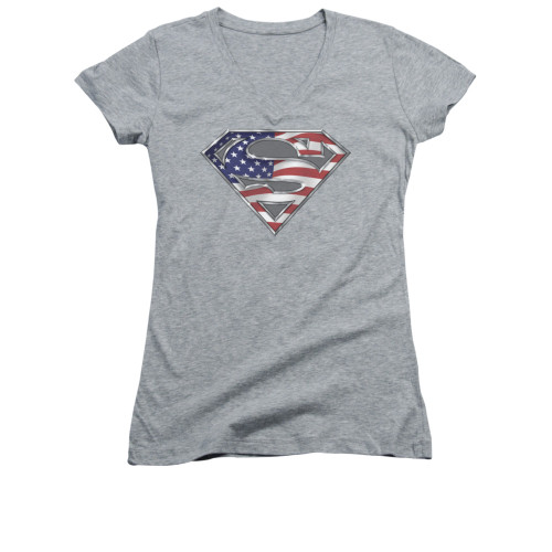Image for Superman Juniors T-Shirt - All
