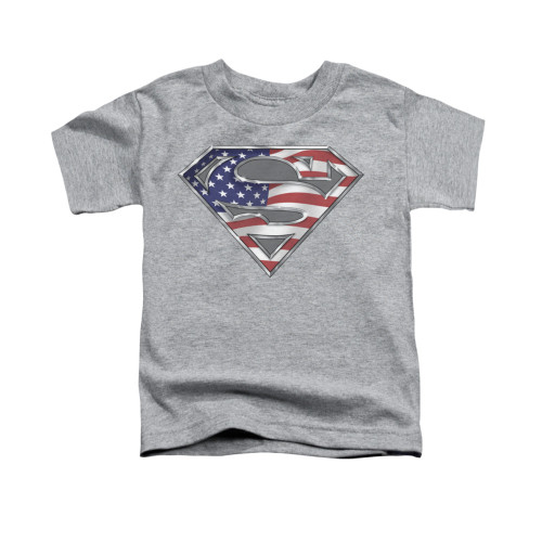 Image for Superman Toddler T-Shirt - All