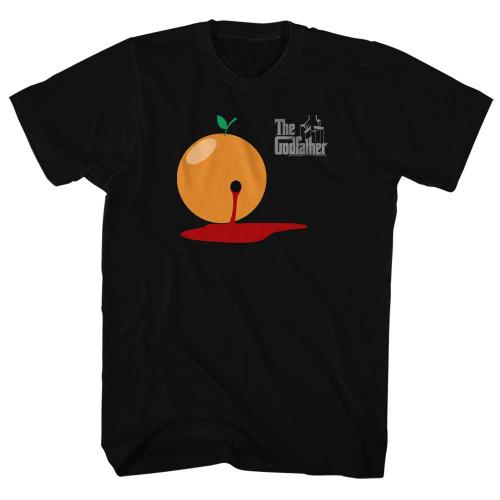 Image for Godfather T-Shirt - Blood Orange