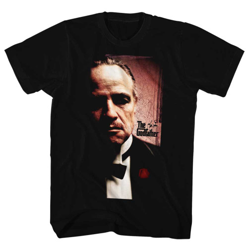 Image for Godfather T-Shirt - the Don in Color