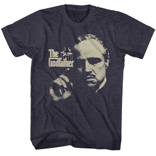 Image for Godfather T-Shirt - Finger Waggle