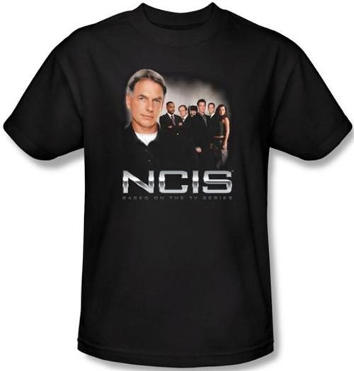 Image Closeup for NCIS Investigators T-Shirt