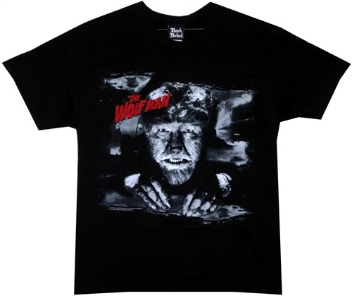 Image for Wolfman T-Shirt