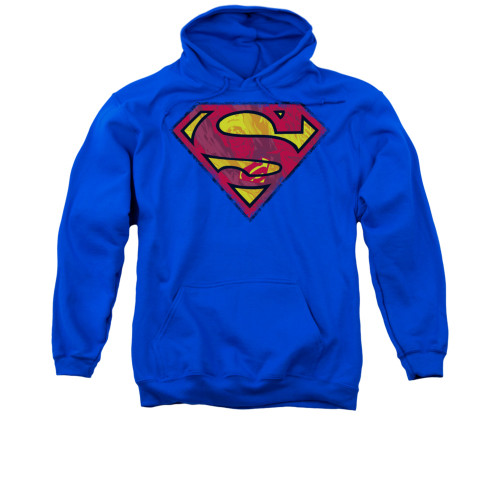 Image for Superman Hoodie - Action Shield