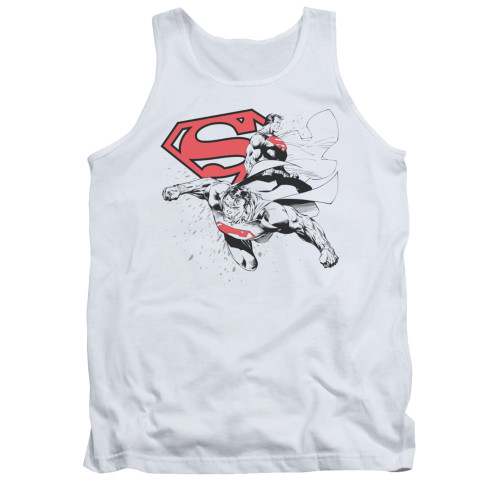 Image for Superman Tank Top - Double The Power