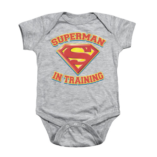 Image for Superman Baby Creeper - Superman In Training