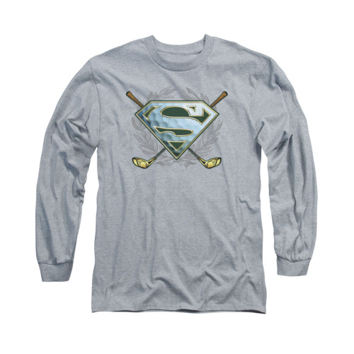 Image for Superman Long Sleeve Shirt - Fore!