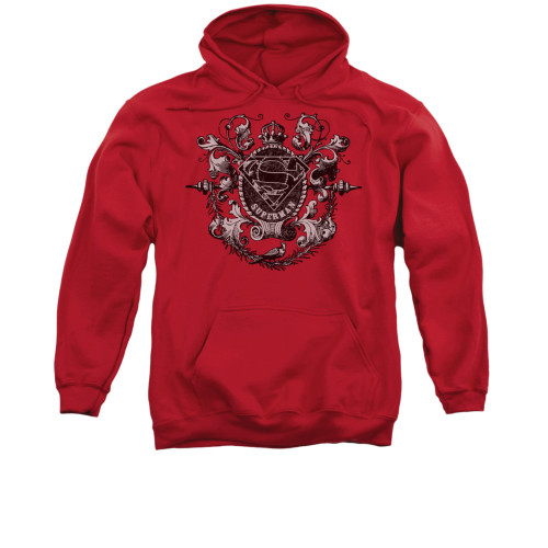 Image for Superman Hoodie - All Hail Superman
