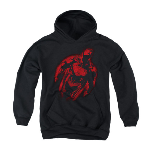 Image for Superman Youth Hoodie - Sprayed Supes