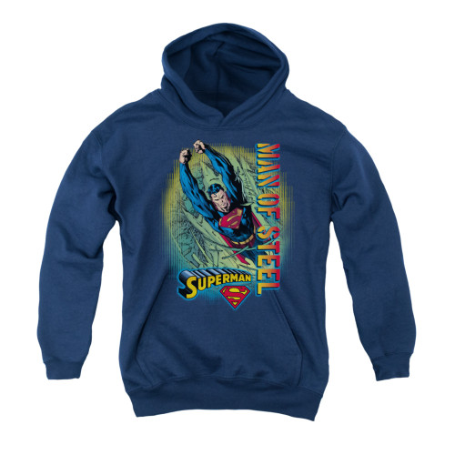 Image for Superman Youth Hoodie - Breakthrough