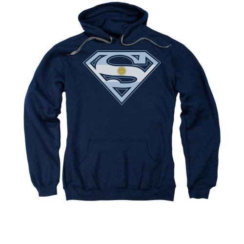 Image for Superman Hoodie - Argentinian Shield