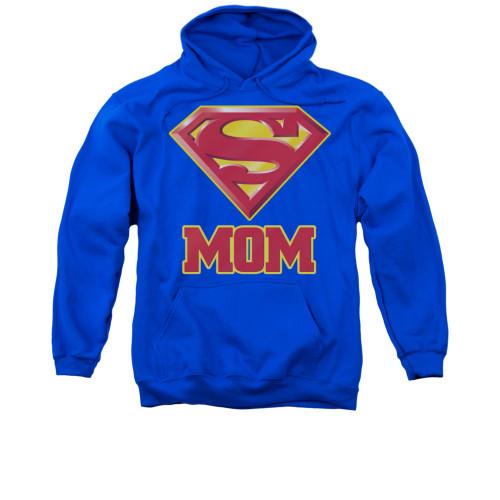Image for Superman Hoodie - Super Mom