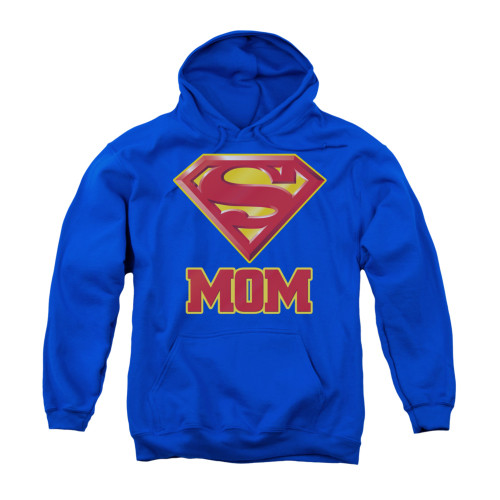 Image for Superman Youth Hoodie - Super Mom