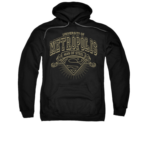 Image for Superman Hoodie - University Of Metropolis