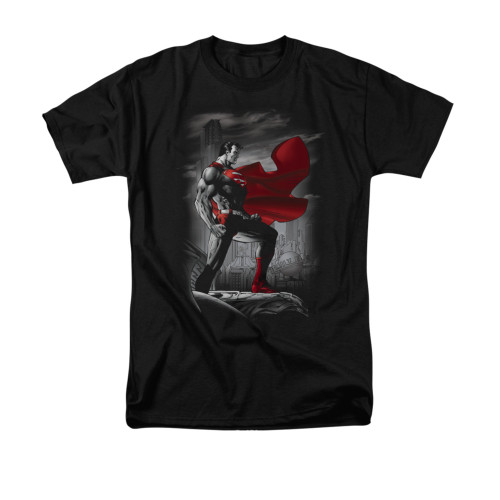 Image for Superman T-Shirt - Metropolis Guardian