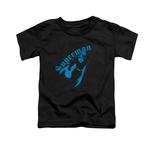 Image for Superman Toddler T-Shirt - Darkness
