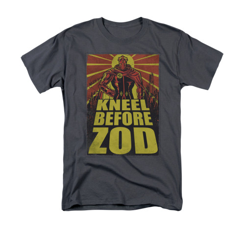 Image for Superman T-Shirt - Zod Poster