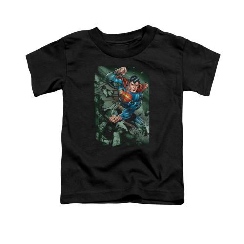 Image for Superman Toddler T-Shirt - Indestructible