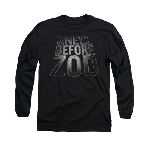 Image for Superman Long Sleeve Shirt - Before Zod