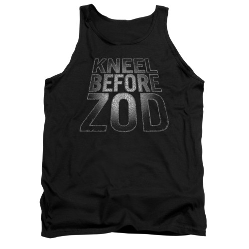 Image for Superman Tank Top - Before Zod