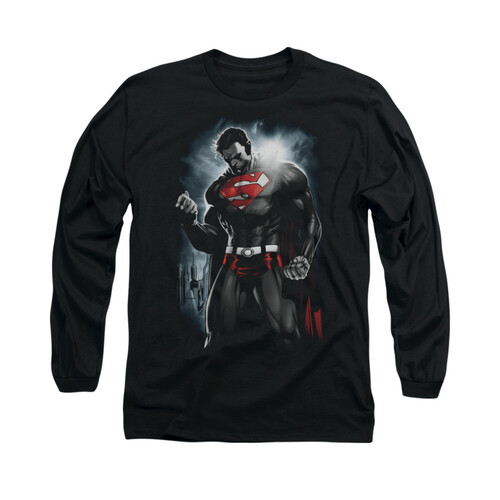 Image for Superman Long Sleeve Shirt - Light Of The Sun
