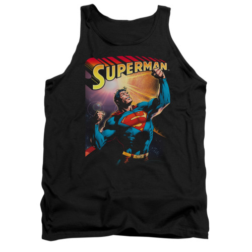Image for Superman Tank Top - Victory