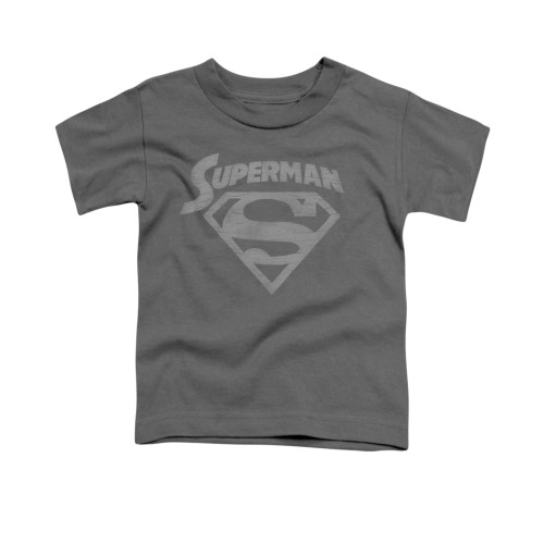 Image for Superman Toddler T-Shirt - Super Arch