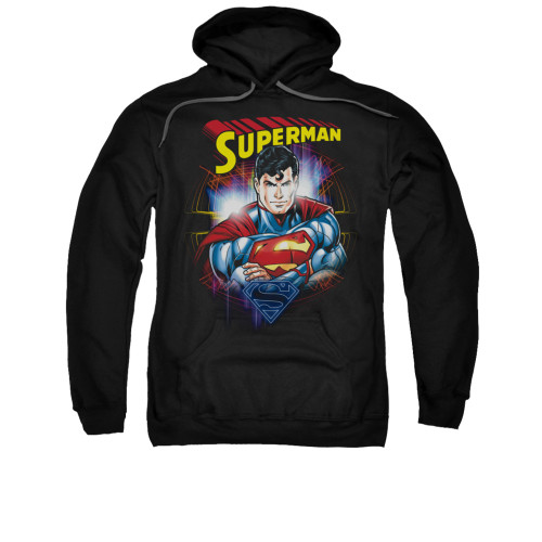 Image for Superman Hoodie - Glam