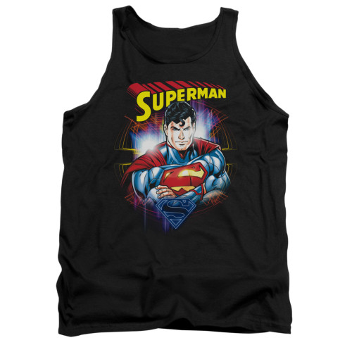 Image for Superman Tank Top - Glam