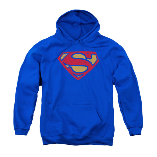 Image for Superman Youth Hoodie - Super Rough