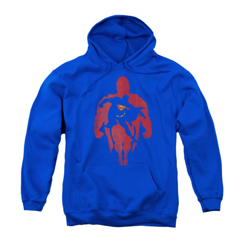 Image for Superman Youth Hoodie - Super Knockout