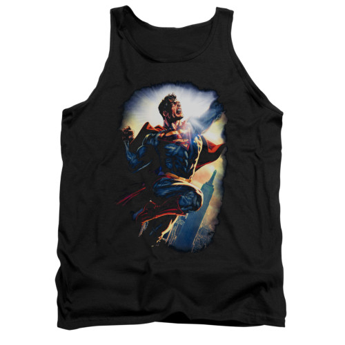 Image for Superman Tank Top - Ck Superstar