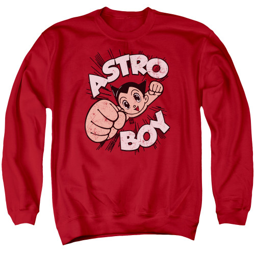 Image for Astro Boy Crewneck - Flying