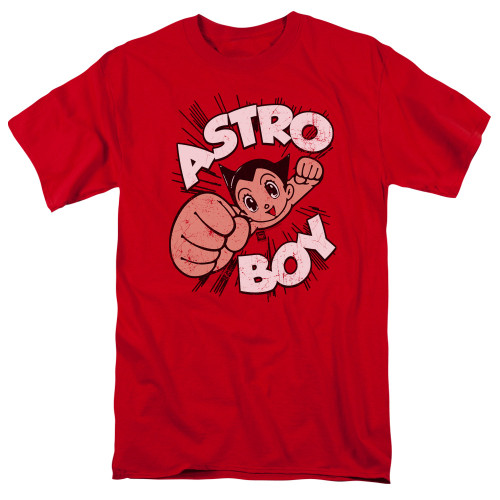 image for  Astro Boy T-Shirt - Flying