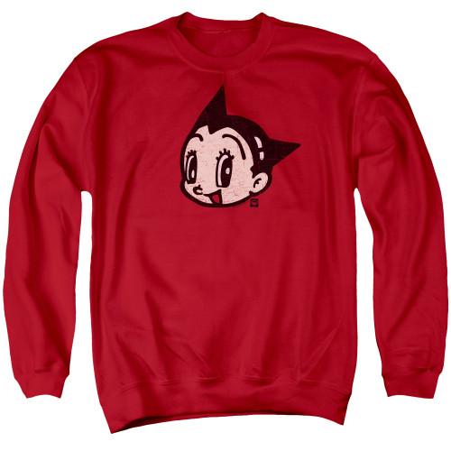 Image for Astro Boy Crewneck - Face