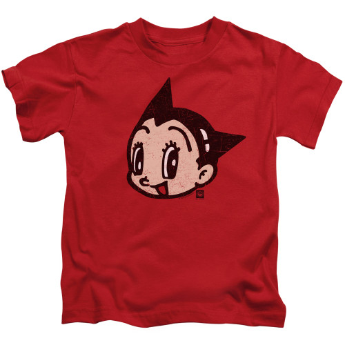 Image for Astro Boy Kids T-Shirt - Face