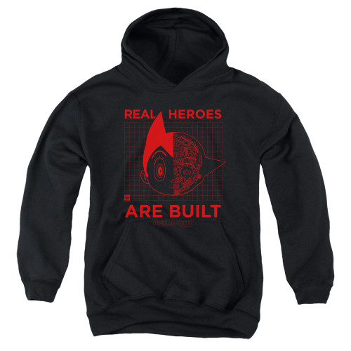 Image for Astro Boy Youth Hoodie - Real Hero