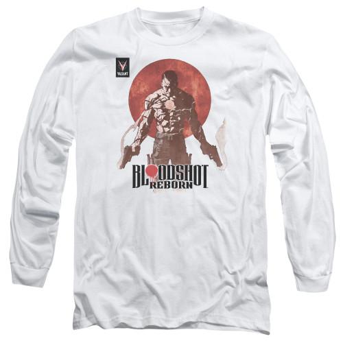 Image for Bloodshot Long Sleeve Shirt - Reborn