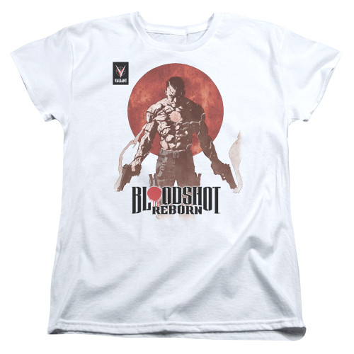 Image for Bloodshot Womans T-Shirt - Reborn