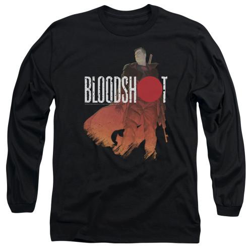 Image for Bloodshot Long Sleeve Shirt - Taking Aim