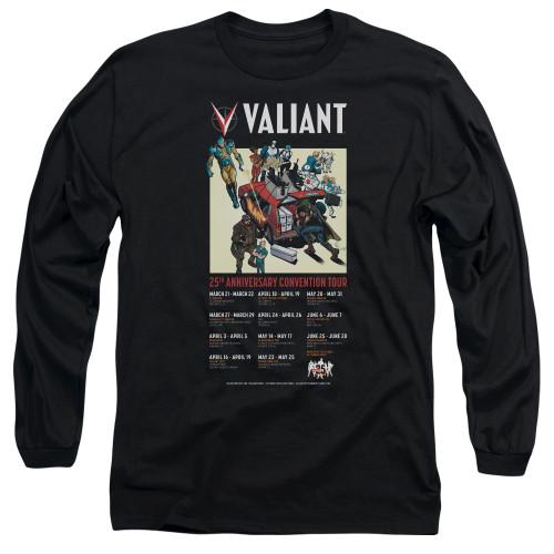 Image for Valiant Long Sleeve Shirt - 25 Years