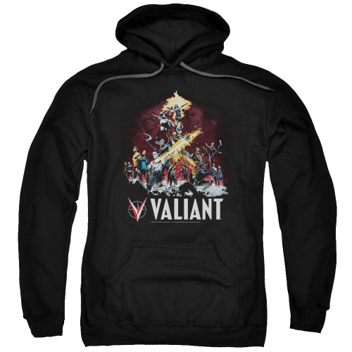 Image for Valiant Hoodie - Fire it Up