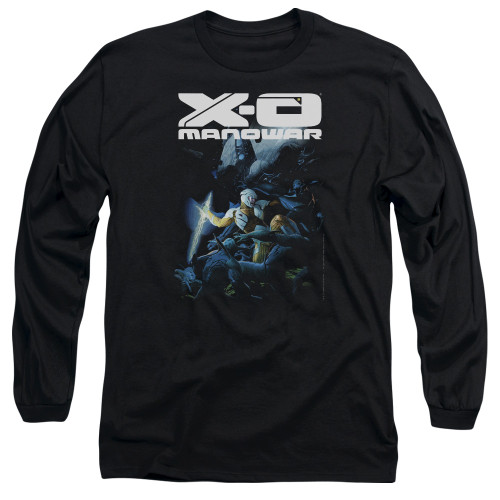 Image for X-O Manowar Long Sleeve Shirt - By the Sword