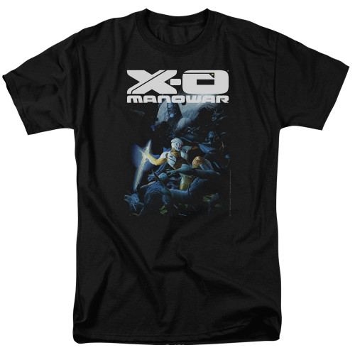 Image for X-O Manowar T-Shirt - By the Sword