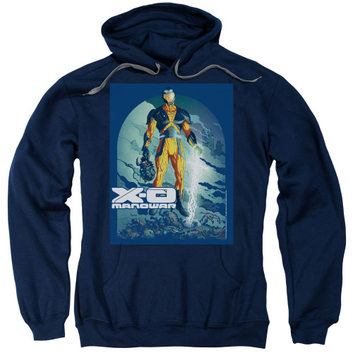 Image for X-O Manowar Hoodie - Planet Death