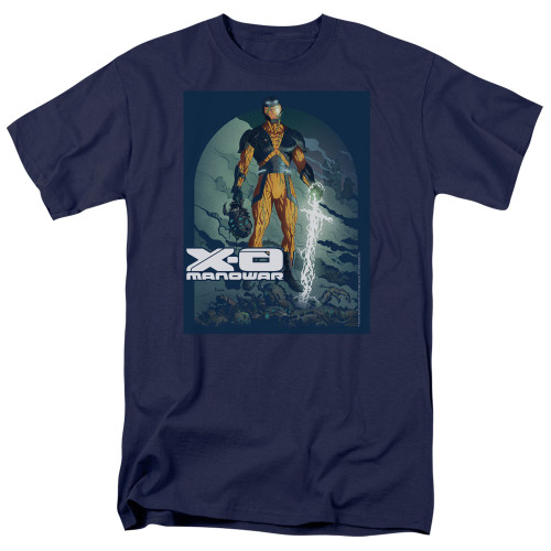 Image for X-O Manowar T-Shirt - Planet Death