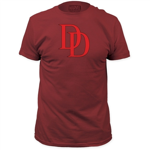 Image for Daredevil T-Shirt - Logo