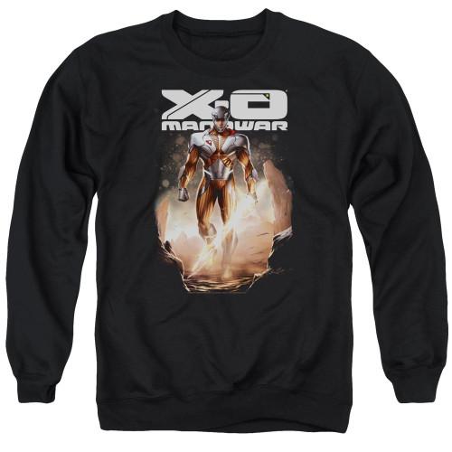 Image for X-O Manowar Crewneck - Lightning Sword