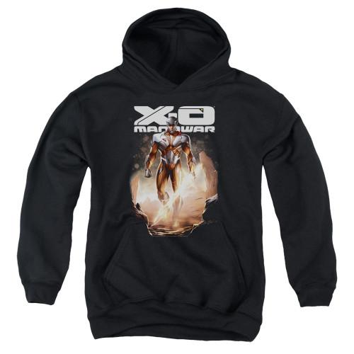 Image for X-O Manowar Youth Hoodie - Lightning Sword