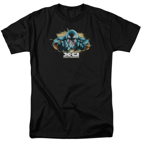 Image for X-O Manowar T-Shirt - Fly